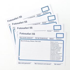 Produktabbildung Fotosafarikarte 5S
