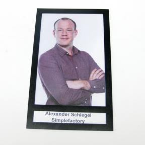 Produktabbildung Fotohalter 15x10 Mag