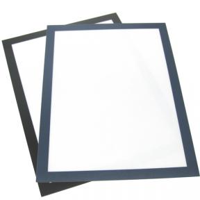 Produktabbildung Dokumentenhalter A4 Kleb
