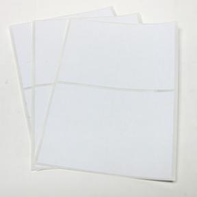 Produktabbildung Kanbankarte Falt 102x70 E