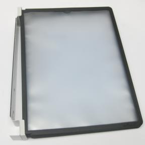 Produktabbildung Dokuhalter 5x A4 Mag eco