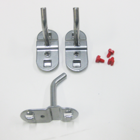 Werkzeughaken S50 sind in der Verpackungseinheit von 3 Stück