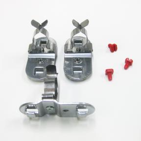 Werkzeugklemme S16 im Set zu 3 Stück mit Schrauben zur Befestigung