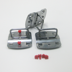 Zangenhalter S20-40 ist ein Werkzeughalter Set mit 3 Stück und Schrauben