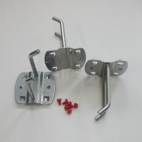 Werkzeugdoppelhaken S75