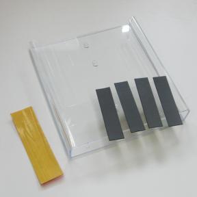 Produktabbildung Kartenspendebox A4