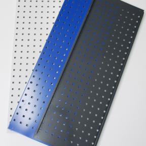 Lochplatte GM sind in verschiedenen Farben erhältlich