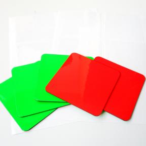 Produktabbildung Haftnotiz Mag Flip Print