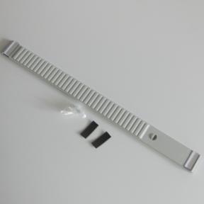 T-Kartenschiene Mag 60 mit Schrauben und Magneten