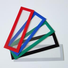 Produktabbildung Magnettitelrahmen A5 Pro