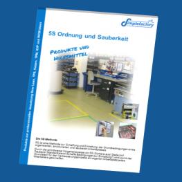 5S Methode Produkte Katalog im PDF Format - Alles für die praktische Einführung der 5S Methode