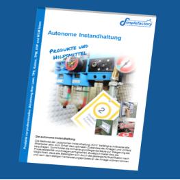 TPM autonome Instandhaltung Produktkatalog im PDF Format - Alles für die praktische Einführung