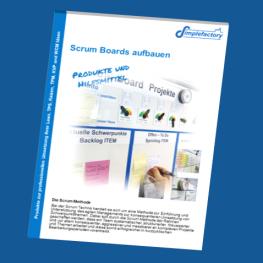 Scrum Methode KVP Produktkatalog im PDF Format - Alles für die praktische Einführung
