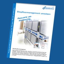 Shopfloor Management Produktkatalog im PDF Format - Alles für die praktische Einführung von Shopfloor
