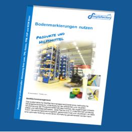 Stellflächenmanagement - Produktkatalog im PDF Format - Alles für rund um Bodenmarkierungen