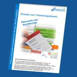 T-Kartensysteme Produktkatalog im PDF Format - Alles für die praktische Einführung