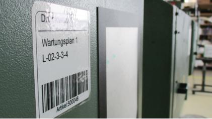 Anlagenkennzeichnung
