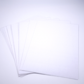 Produktabbildung Kanbankarte Falt 209x42 D