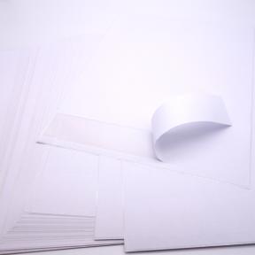 Produktabbildung Kanbankarte Falt 102x35 F