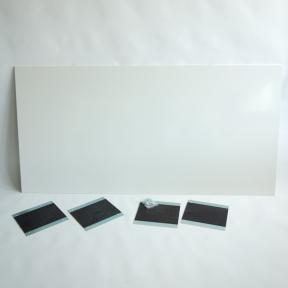 Whiteboard Wall 200 Pro ohne Rahmen