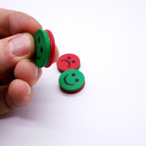 Produktabbildung Smileywendemagnet