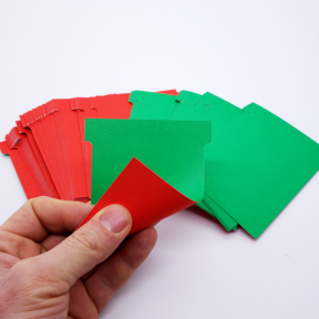 Produktabbildung T-Wende-Karte 90