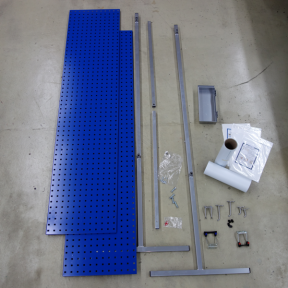 Produktabbildung 5S Reinigungstafel L