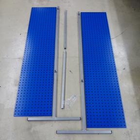 Produktabbildung Lochwand Stand 100L